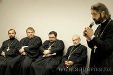 В Петербурге начался цикл дискуссий о проектах Межсоборного присутствия