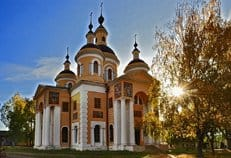 В Санкт-Петербург прибудут святыни Успенского Вышенского монастыря