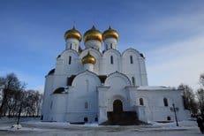 Осенью в Ярославле начнется строительство колокольни рядом с Успенским кафедральным собором