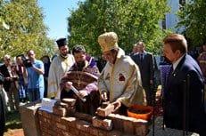 В Йоханнесбурге основали часовню в честь святого князя Владимира