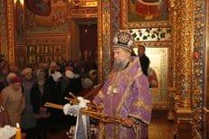 Архиепископ Саранский Зиновий назначен временно управляющим Симбирской митрополией