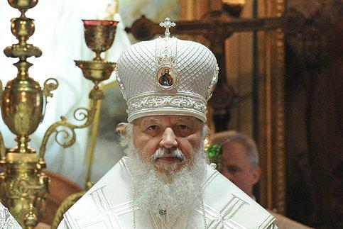 Патриарх Кирилл высказался о православных взяточниках