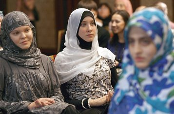 Можно ли христианке выйти замуж на мусульманина?