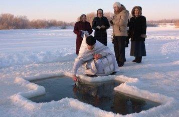 Вся ли вода на Крещение святая?