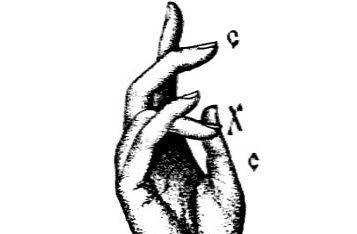 Зачем священник по-особому складывает пальцы при благословении?