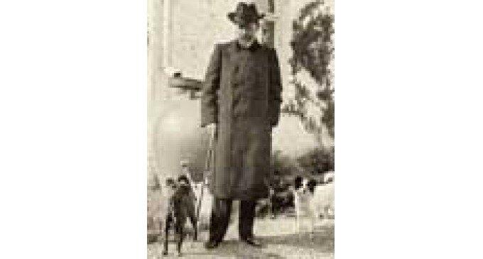 Чехов с собачкой