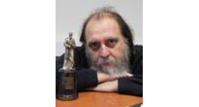 Поздравляем Александра Ткаченко с наградой