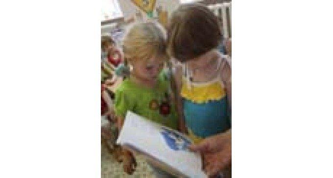 «Звезды читали детям» в Палехе