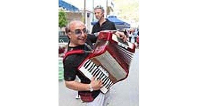 Журнал «Фома» — с любовью из Греции! (фотоистория)