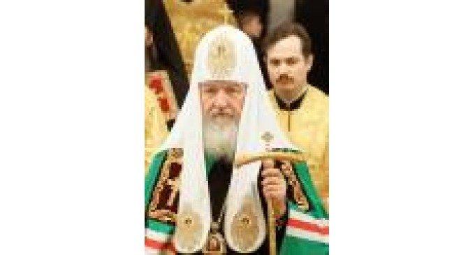 Патриарх Кирилл: Нам более не дано право на разделение