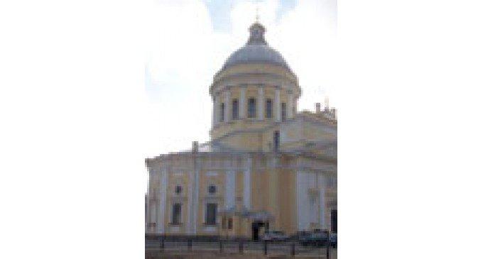 Литургия он-лайн: прямая трансляция из Александро- Невской лавры в Санкт-Петербурге