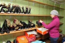 В Хабаровске открылся вещевой склад для семей, оказавшихся в трудной жизненной ситуации