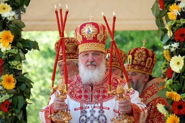 Пасхальное послание Патриарха Кирилла. 2012 год