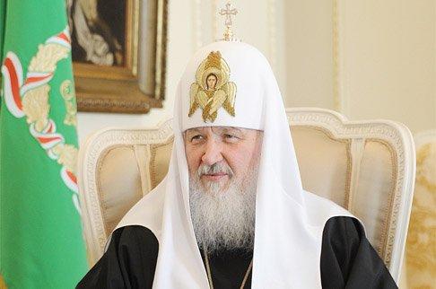 Патриарх Кирилл: о взятках, национальном единстве и будущем России